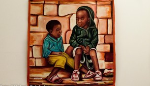 Artists from Ghana.