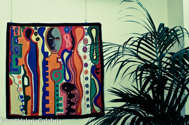 African art exhibition from Ghana.