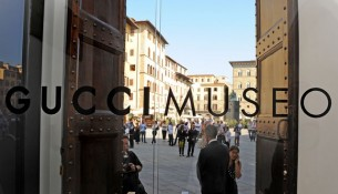 Even the fashion and luxury are an art, here is a museum that celebrates them: the Gucci museum