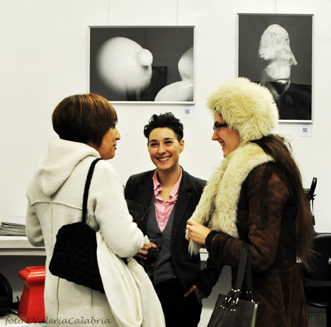 Ilaria Buselli And Artists